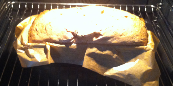 Bauernbrot backen
